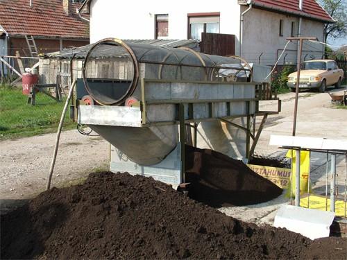 Komposzt-rosta